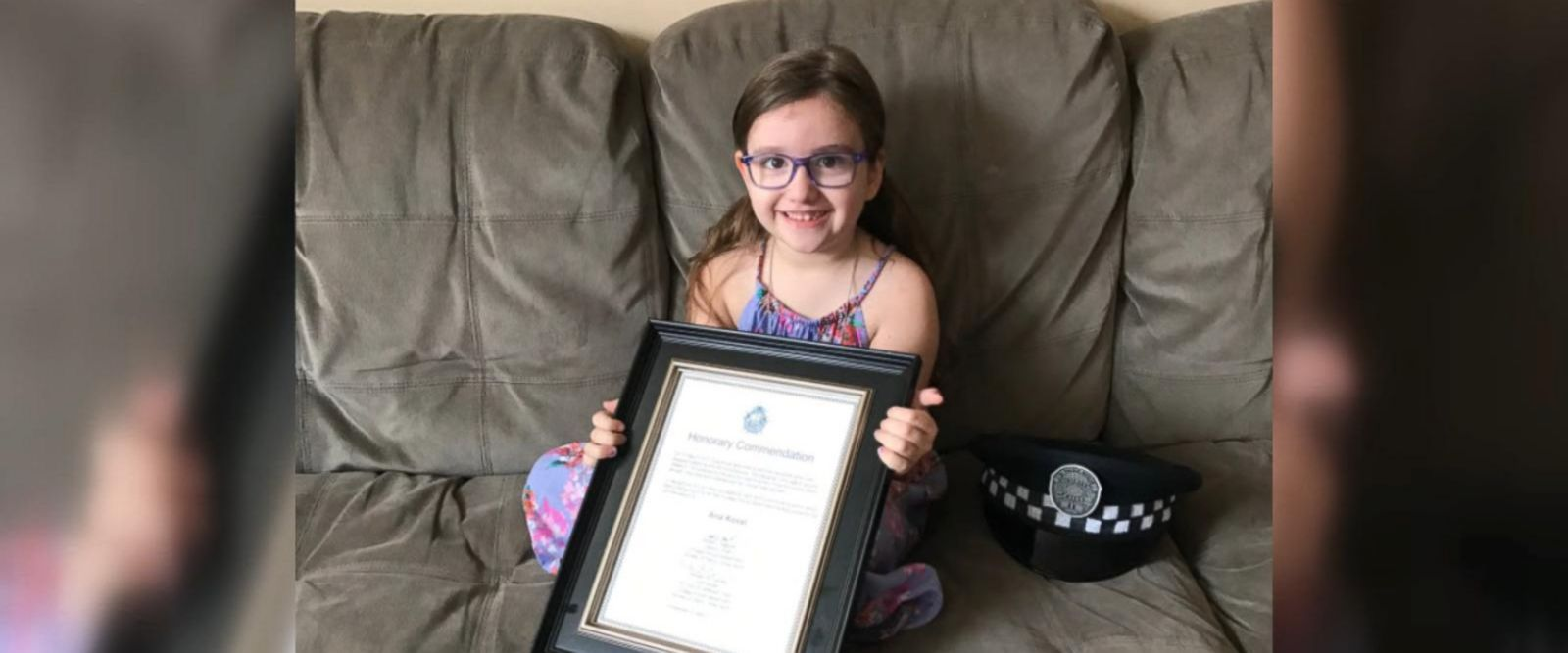 Aria Koval dialed 911 after her mother, Sue Koval, suffered a severe asthma attack at home.