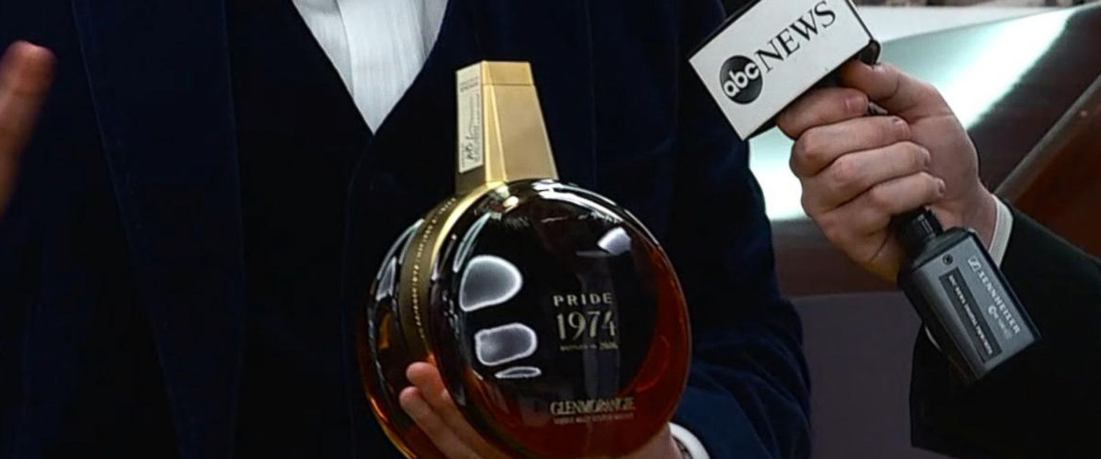 What $9,000 whiskey tastes like