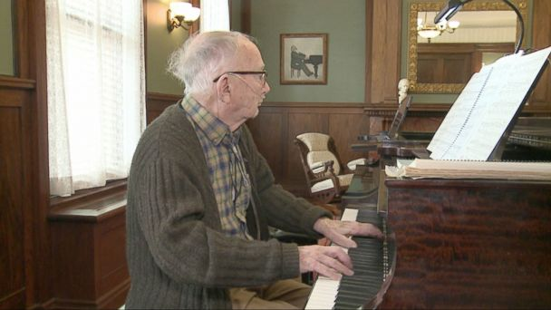 VIDEO: Jack Prince says he enjoys the challenge that comes from piano lessons and daily practice.