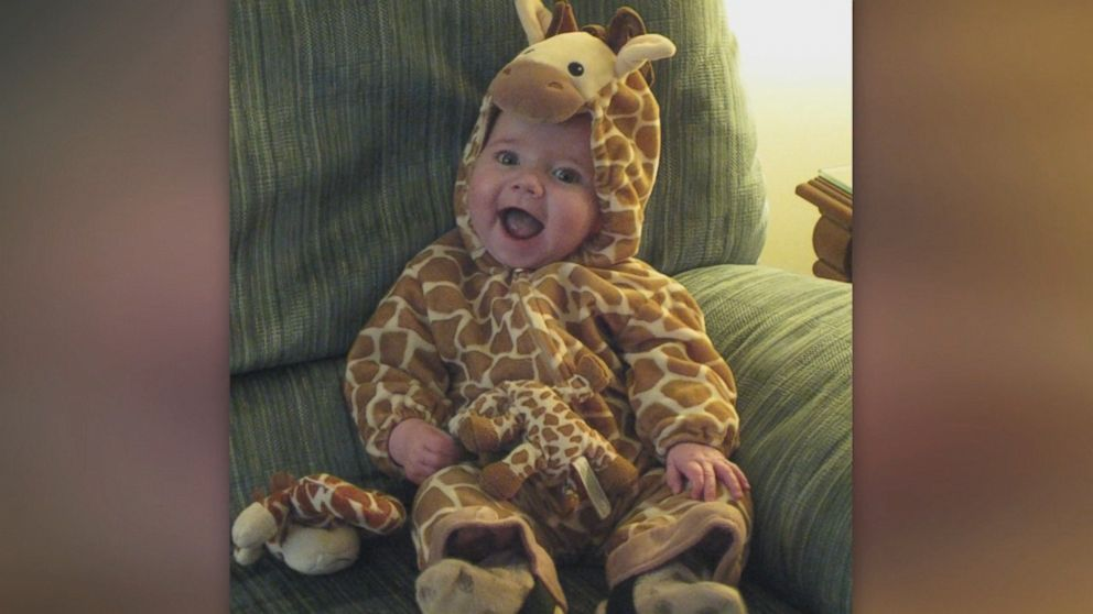 abcnews.go.com - Family hopes April the giraffe's calf will be named after late son