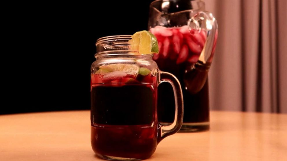 VIDEO: Slurp up this sangria