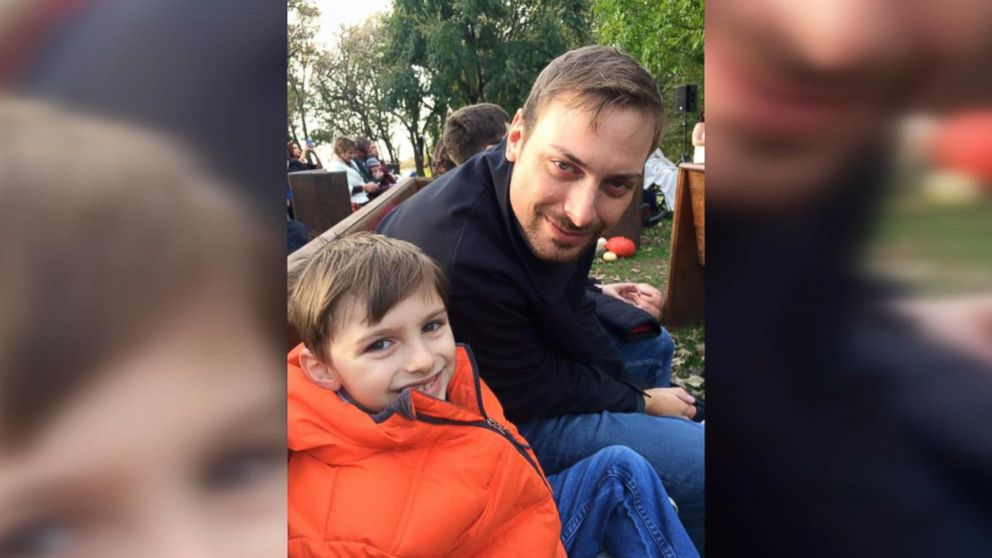 Darreld Petersen, 34, will undergo a kidney transplant thanks to his son's teacher, Nancy Bleuer, 54, who is donating her organ to him on June 1.