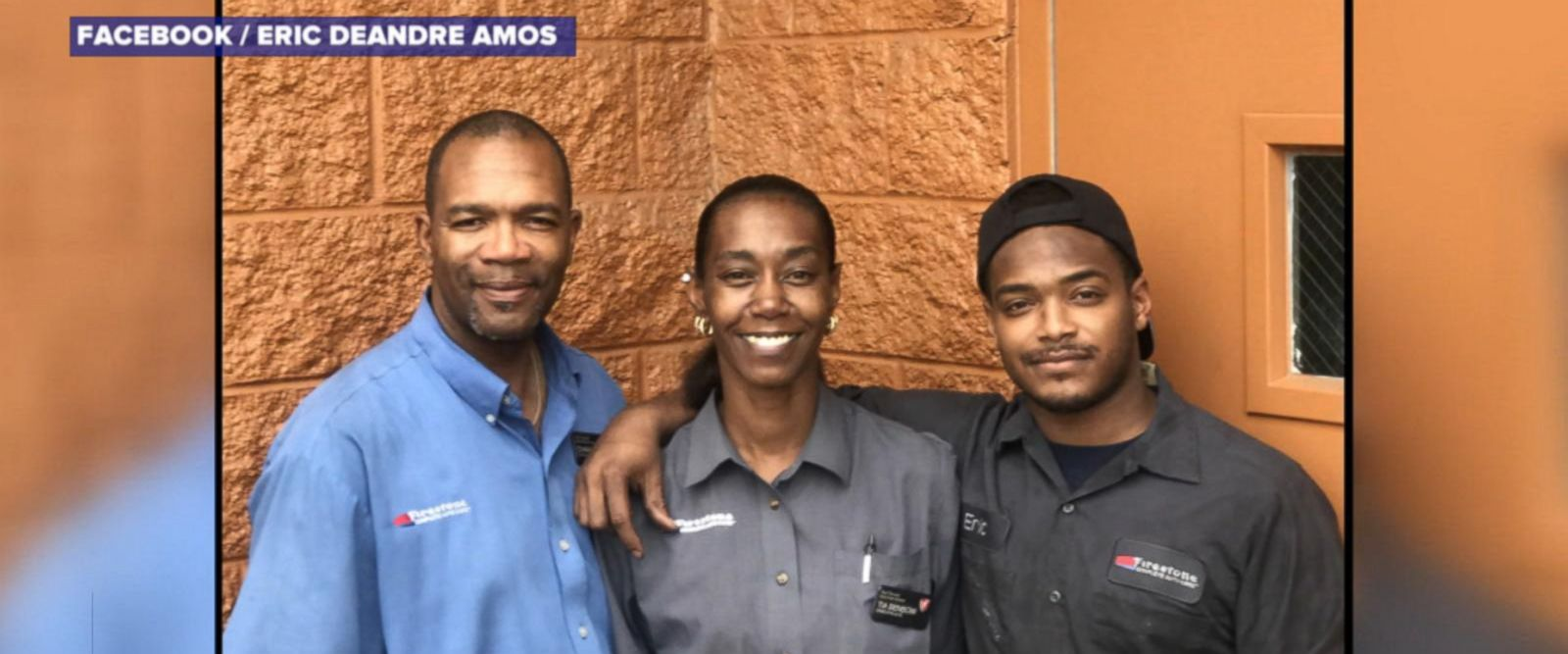 VIDEO: Boss, co-workers raise $1,300 to help Firestone teammate keep long-distance job