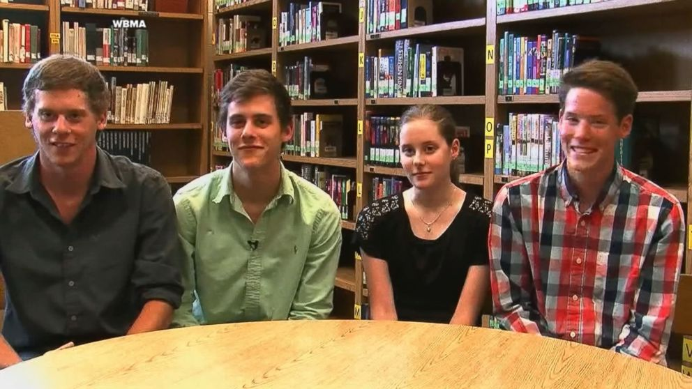 A set of quadruplets are prepped to graduate high school in Alabama, accomplishing a goal their mother always wanted.