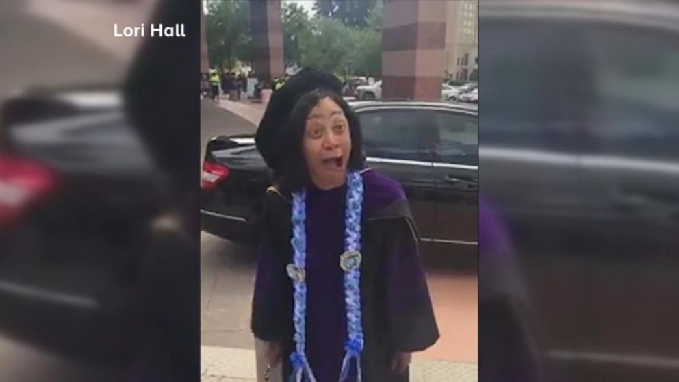 VIDEO: 64-year-old law school graduate gets dream car on graduation day