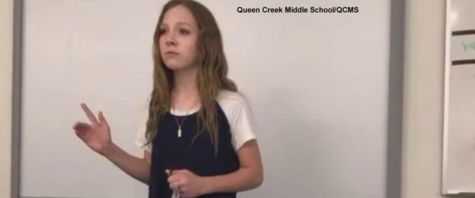 Video: 7th Graders A Guy Tries To Get The Nerves To Ask A Girl Out
