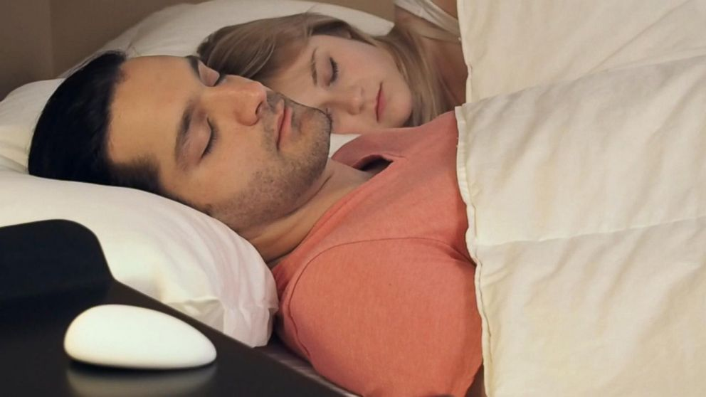 New technology could help stop snoring