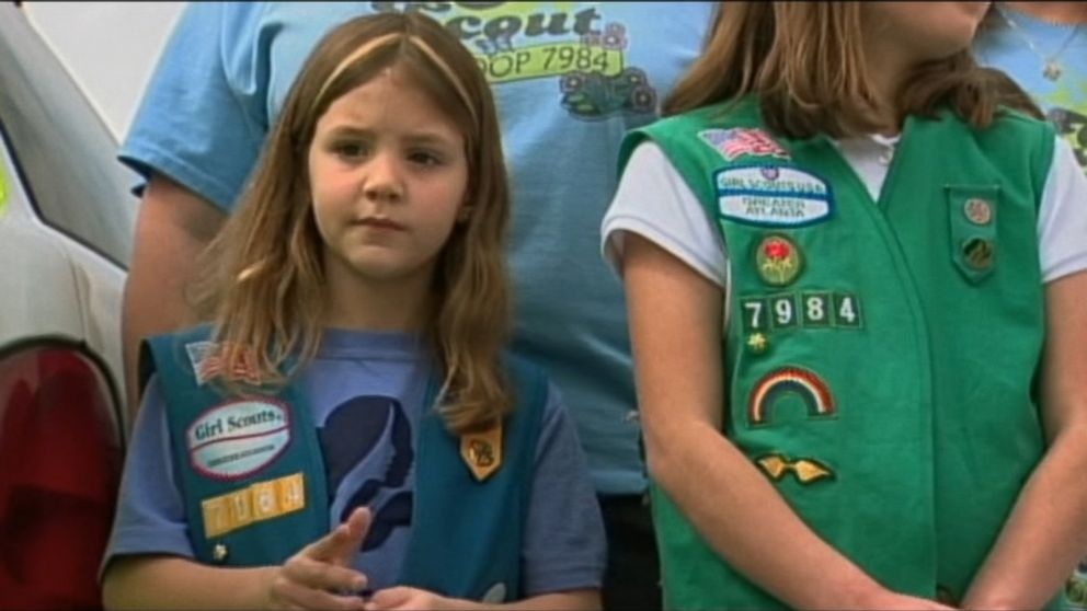 VIDEO: The Girl Scouts have announced they are adding new badges for young girls who master of various cybersecurity topics starting in the fall of 2018.