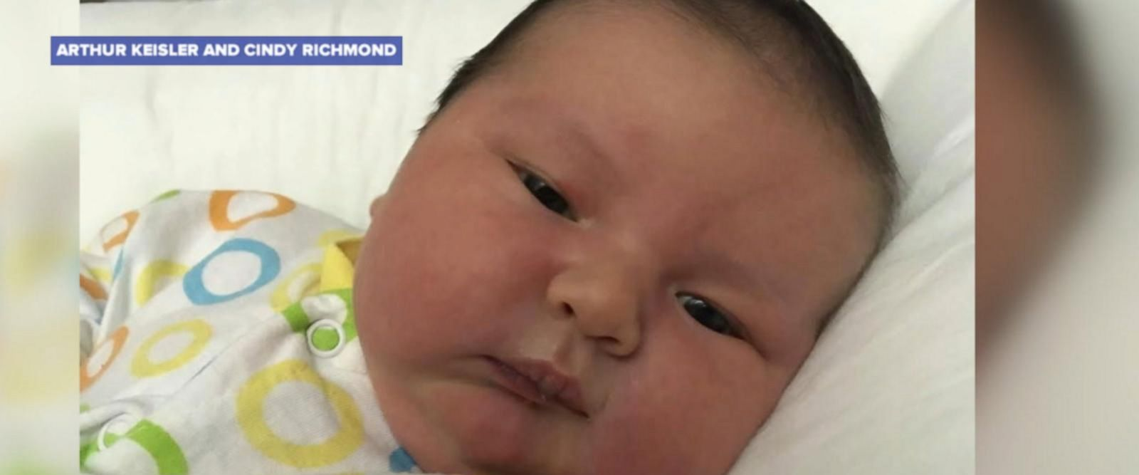VIDEO: South Carolina parents shocked by their 14-pound newborn
