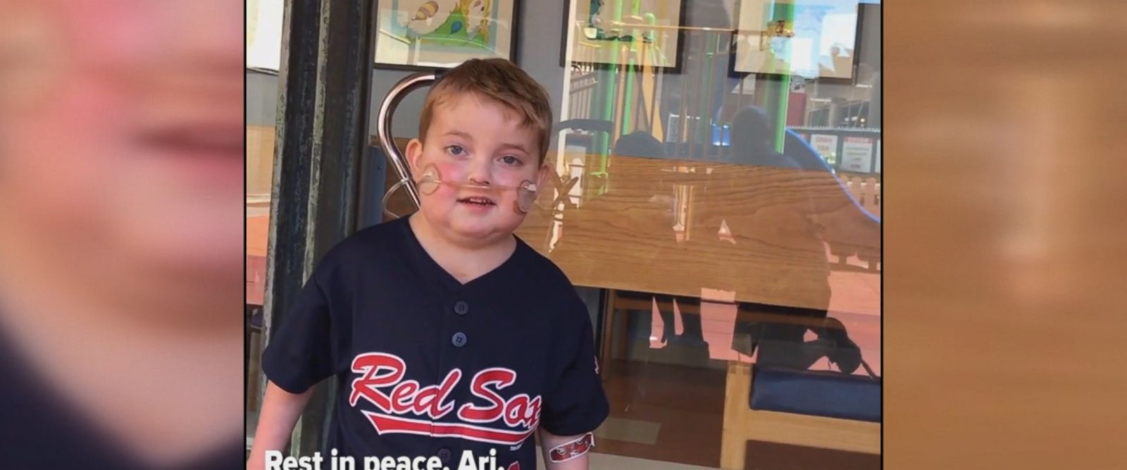Ari Schultz, the 5-year-old heart-transplant recipient who wow'd people with his positive attitude and joyful exuberance, has died.