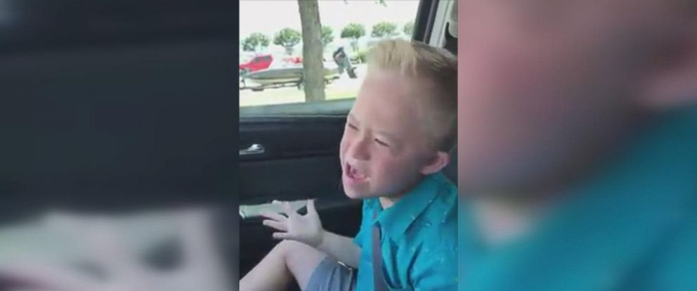 "A video of Dane Miller, 9, performing Whitney Houstons 1993 hit, ""I Have Nothing,"" has gone viral after his aunt, Jeanne Miller, posted it on Facebook."