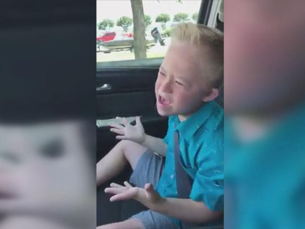 Boy With Down Syndrome Melts Hearts Belting Whitney Houston's 'I Have Nothing&#39