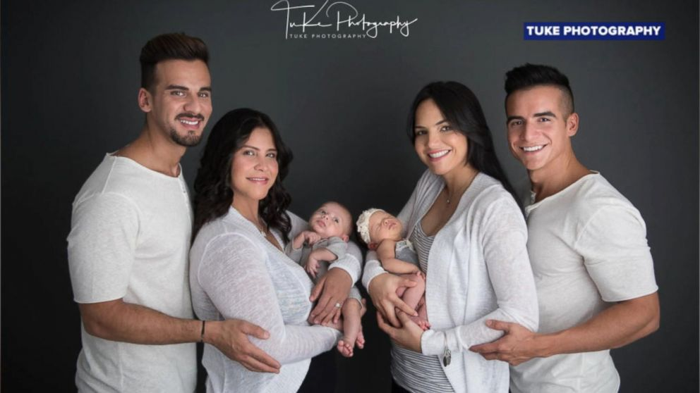 WATCH: Same-sex couple welcomes babies, thanks to donor best friends