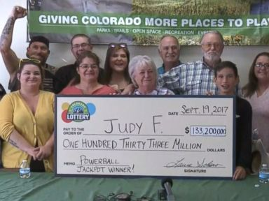Woman wins $133M Powerball jackpot after 30 years playing the same numbers