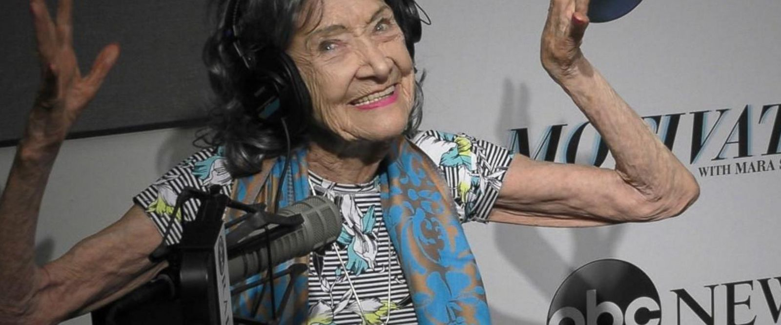 VIDEO: 'Motivated' podcast: 99-year-old yoga instructor on tips for happier, healthier living
