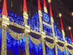 WATCH:  NYC's Fifth Avenue glows for the holidays