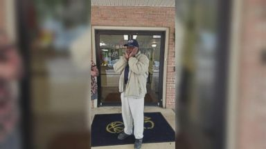 'VIDEO: School surprises beloved maintenance man with Christmas gift: 'They really touched my heart'' from the web at 'http://a.abcnews.com/images/Lifestyle/171220_vod_mr_james_16x9_384.jpg'
