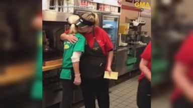'VIDEO: Church leaves $3,577 tip to Waffle House staff who worked on Christmas Eve' from the web at 'http://a.abcnews.com/images/Lifestyle/171228_gma_church_16x9_384.jpg'