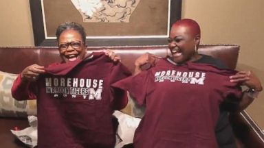 'VIDEO: Teen surprises mom and aunt with his college acceptance' from the web at 'http://a.abcnews.com/images/Lifestyle/171230_vod_college_acceptance2_16x9_384.jpg'