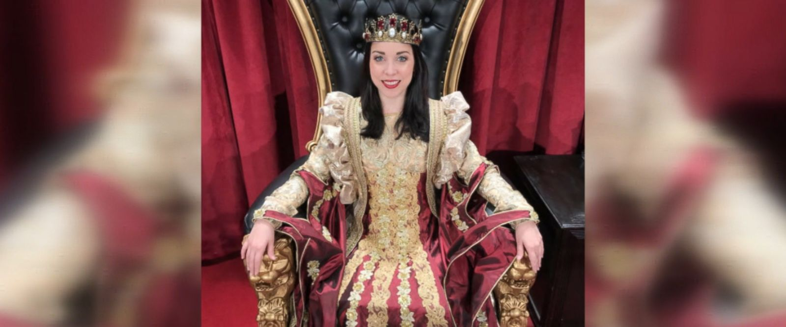The Medieval Times Dinner and Tournament will now feature a matriarch as the lead role of the queen.