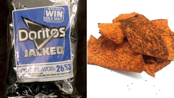 ABC blue doritos jef 140428 16x9 608 Taste Test: What Are Those Mystery Doritos Flavors?
