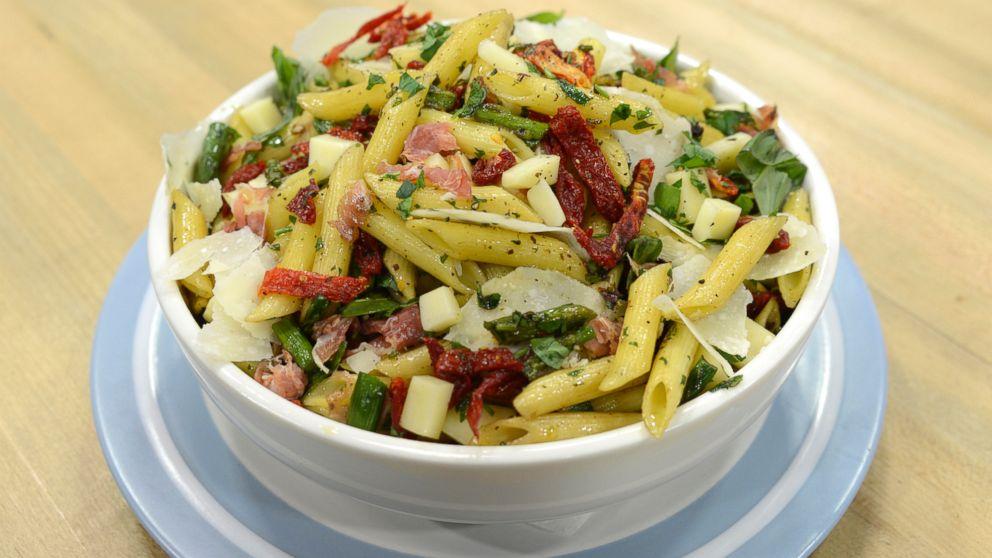 Roasted Asparagus and Penne Pasta Salad Recipe | Emeril Lagasse ...