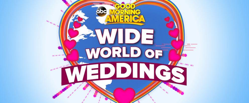 PHOTO: GMA Wedding Livestream Marathon: 100 Weddings in 24 Hours