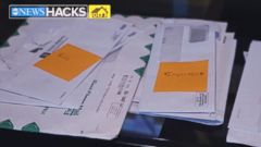 "PHOTO:An image from ABC News ""House Hacks"" series on three easy steps to organize your office space."
