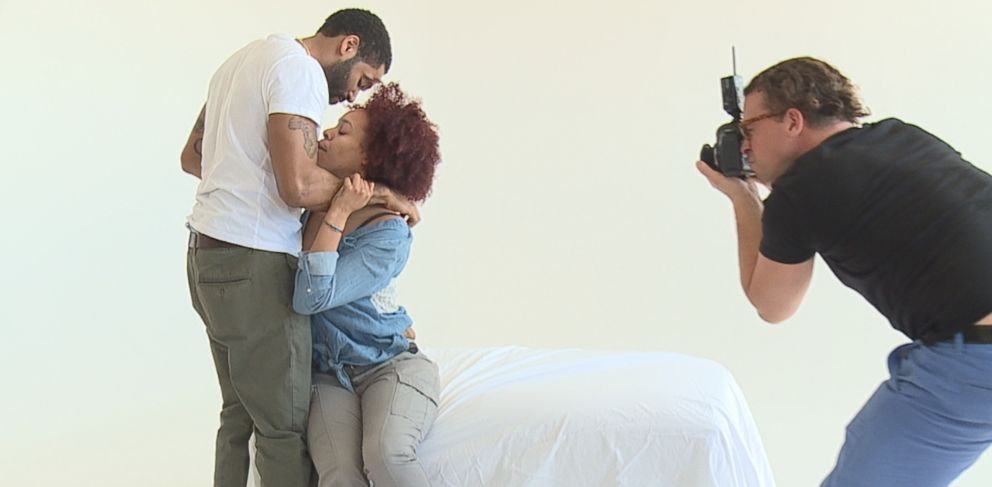 PHOTO: More couples are sharing photos and videos of their intimate moments.