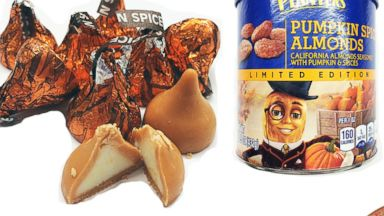 PHOTO: Pumpkin spice products are seen in this photo.