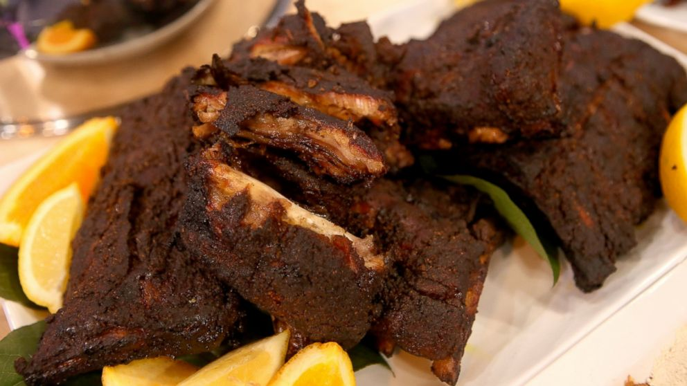 Balsamic Kansas-Style Ribs Recipe