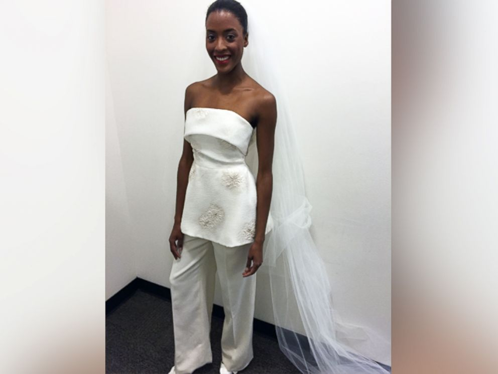 PHOTO:Martha Stewart Weddings picks the hottest wedding dress looks of the season.