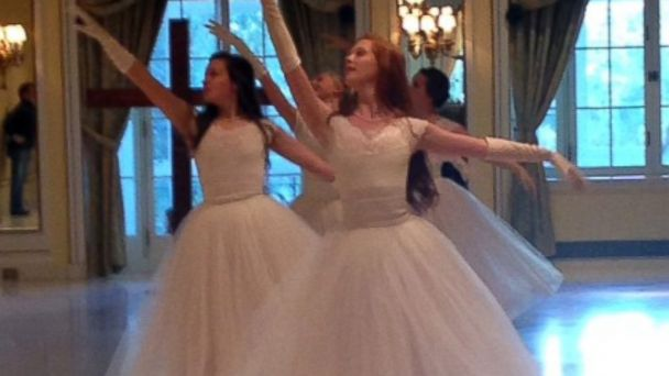 ABC white dresses jef 140319 16x9 608 Daughters Commit to Live Pure Lives at Purity Balls