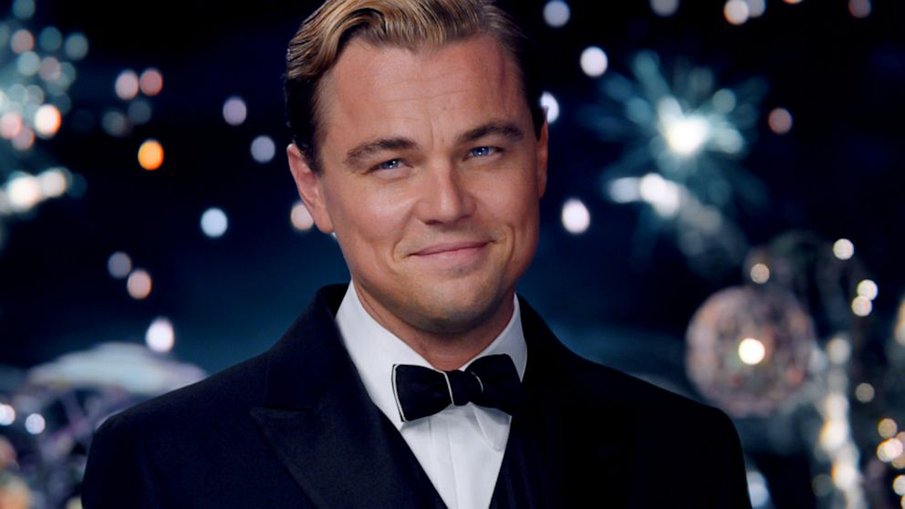PHOTO: Leonardo DiCaprio as Jay Gatsby in a scene from The Great Gatsby.