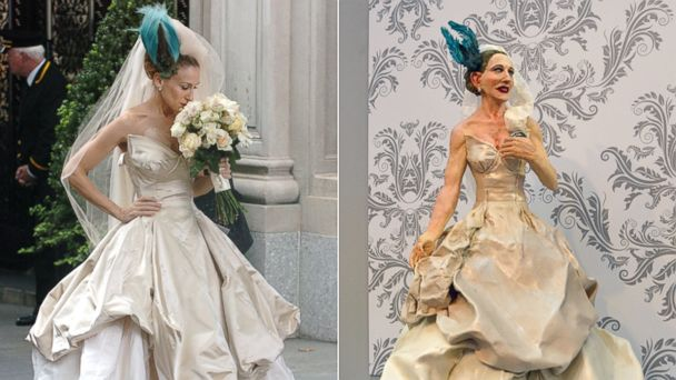 PHOTO: Sarah Jessica Parker in a wedding dress from the film