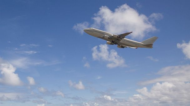 PHOTO:  A jumbo jet is pictured in this undated stock photo.