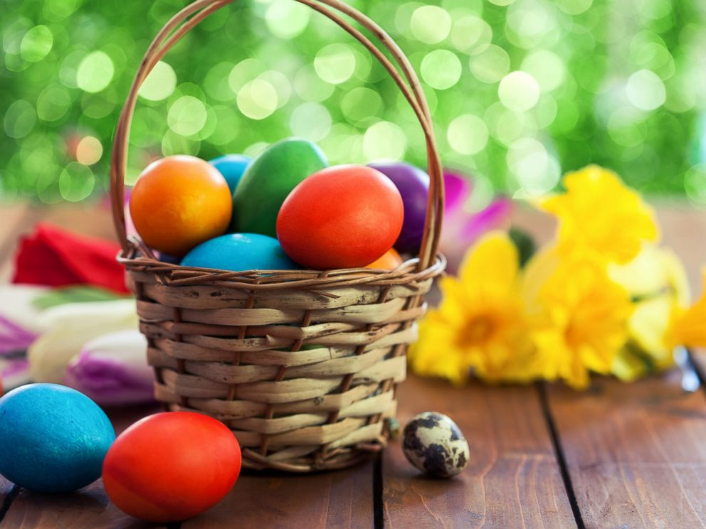 Http Abcnews Go Com Lifestyle Bunny Baskets Eggs Connected Easter Story Id 46763014