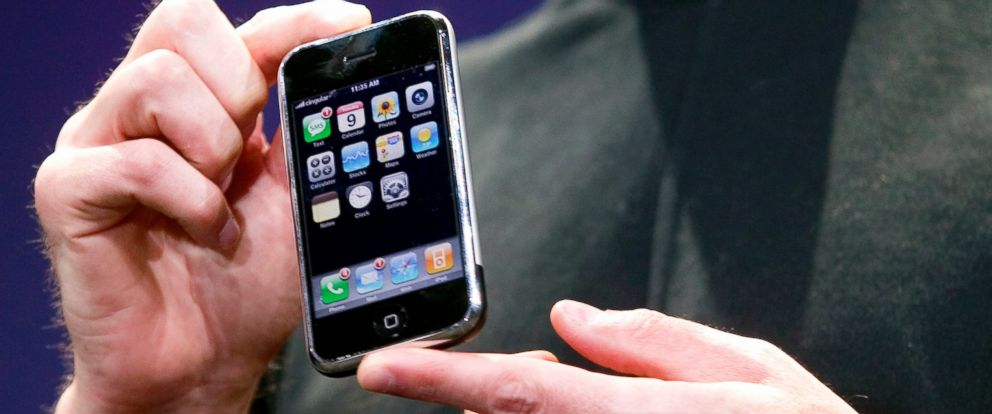 As Apple Marks 10th Birthday Of IPhone A Look Back At The