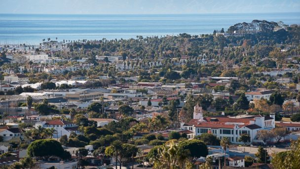 PHOTO: Santa Barbara, Calif.