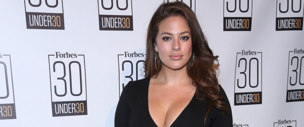 PHOTO: Ashley Graham attends the Forbes 30 Under 30 Cocktail Reception at Forbes Building, Jan. 28, 2016, in New York.