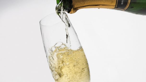 PHOTO: Check out some last-minute Champagne cocktails as well as party planning tips.