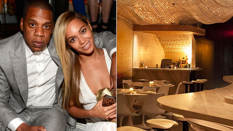 PHOTO: Jay-Z and Beyonce attend The 40/40 Club 10 Year Anniversary Party, June 17, 2013 in New York; Goldies in Asbury Park, N.J.