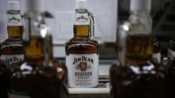 GTY bourbon jtm 140114 16x9 608 No Threat to US Jobs as Japans Suntory Co. Buys Bourbon Maker