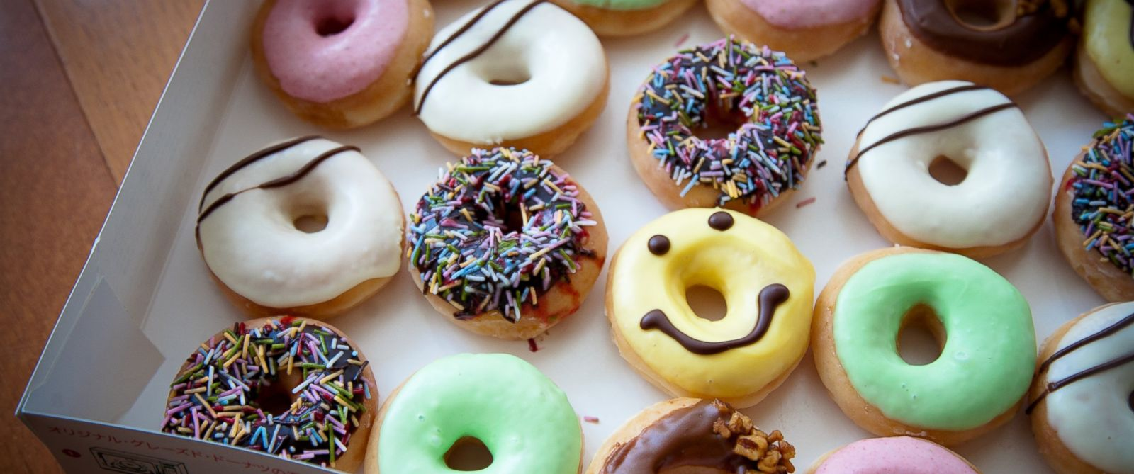 PHOTO: Go doughnut crazy for National Doughnut Day this Friday, June 6.