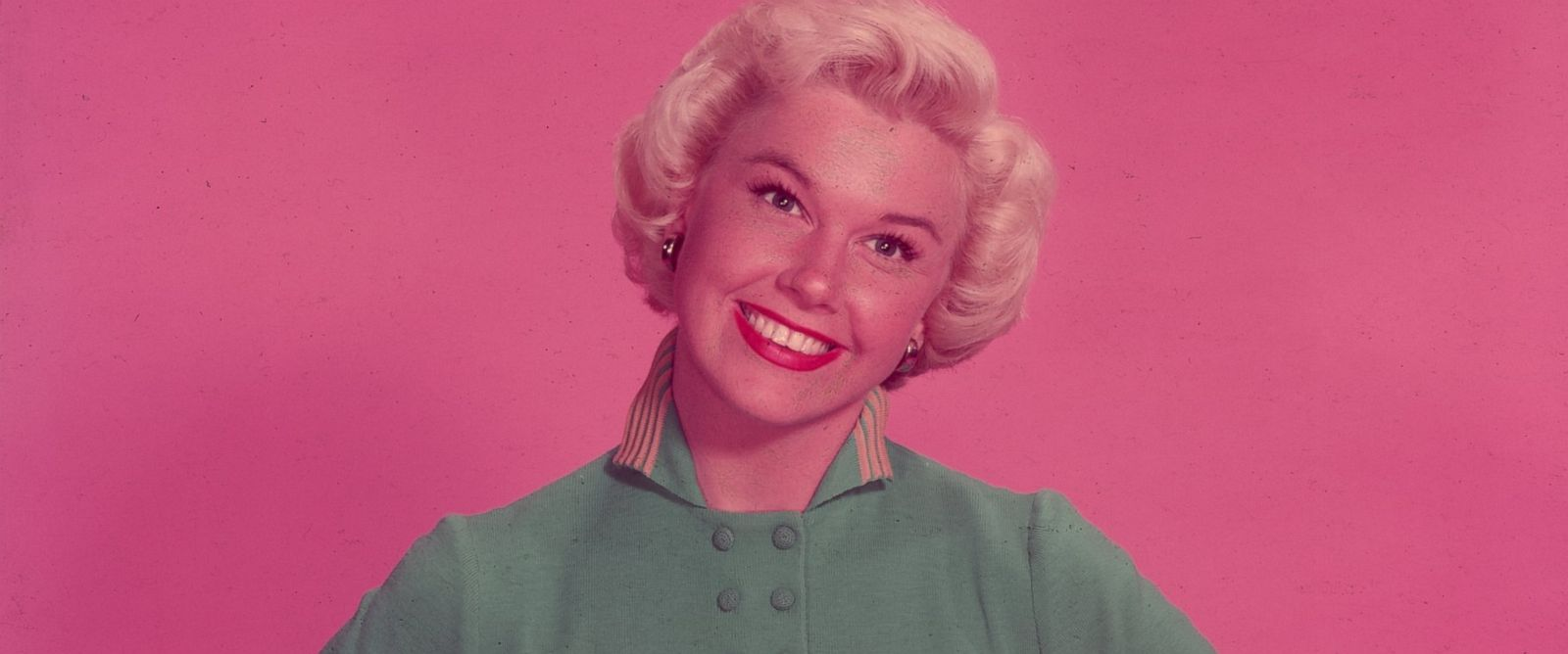 PHOTO: In this file photo, Doris Day is pictured circa 1945.