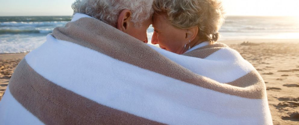 PHOTO: Centenarians share their secrets to long-lasting love.