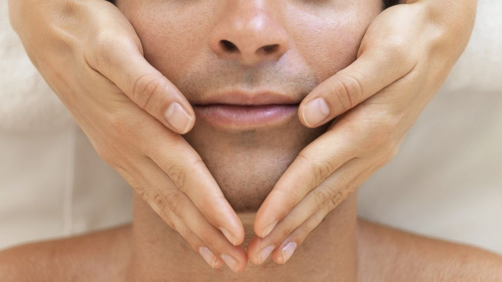 PHOTO: Face Feelers use their tactile senses to observe the effect of personal care products.