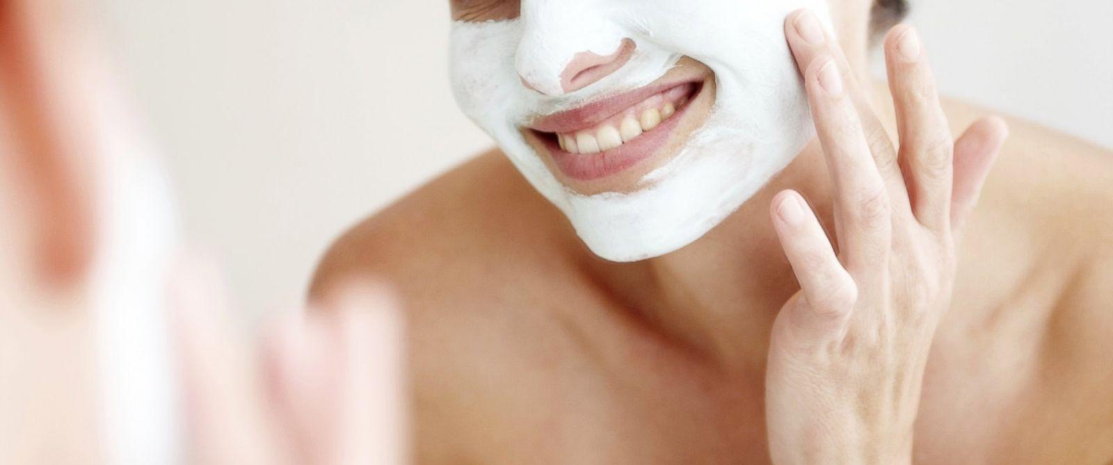 PHOTO: Probiotics are being incorporated in topical skin care treatments.