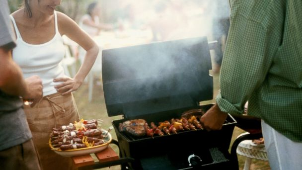 PHOTO: Use these hacks for easy barbecue on Fathers Day.