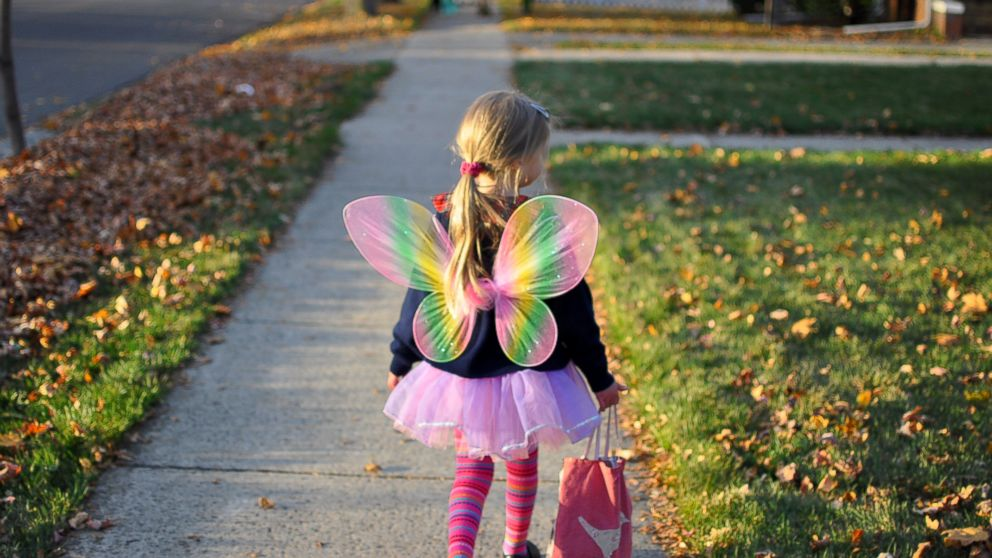 PHOTO: According to the National Highway Traffic Safety Administration, more than twice as many children are killed in pedestrian/car accidents on Halloween between the hours of 4 p.m. and 10 p.m.